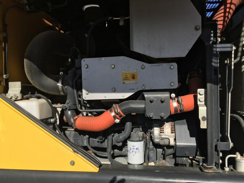 2013 Komatsu Wa320 7 Mpi Equipment